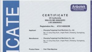 Fish Fillet Machine F-GB-170,F-GB-180,F-GB-185