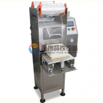 FS-600 Electric wrapping machine for fast food box, sealing machine for fast food box