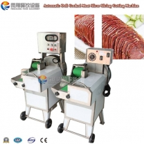 FC-304 Cooked Meat Cutting Machine Cooked Beef Jerky Slicer Machine
