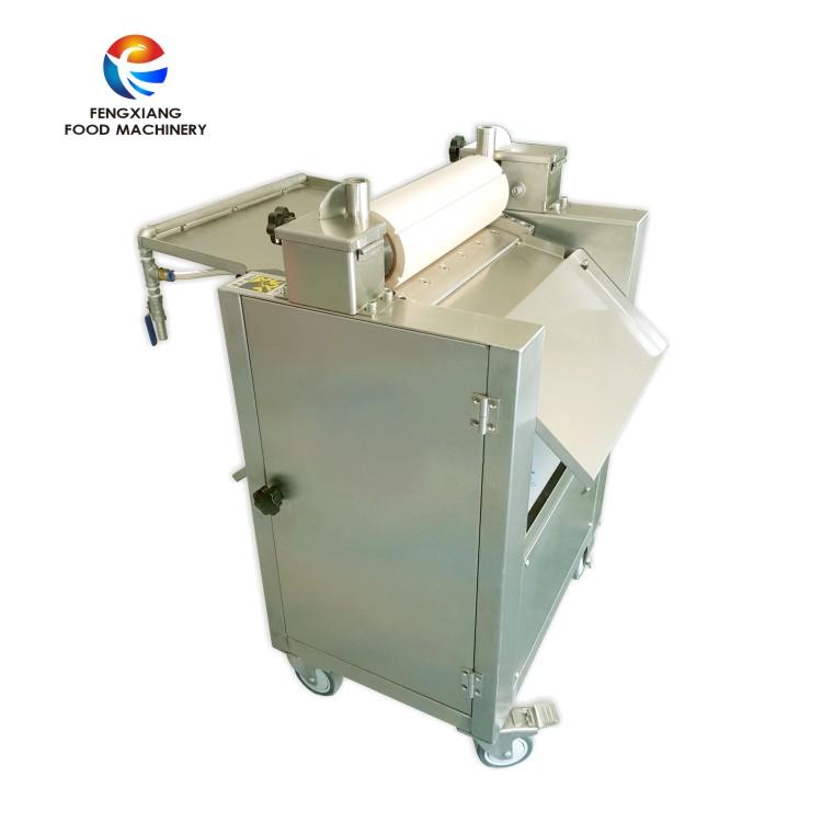 SQ-400 Peeling Machine of Squid, Squid Skin Peeling Machine