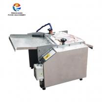GB-270 Stainless steel squid fish skin cleaning machine/fish skin peeling machine