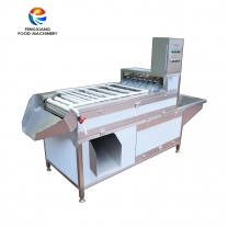 FT-200 cooked hen egg shelling machine