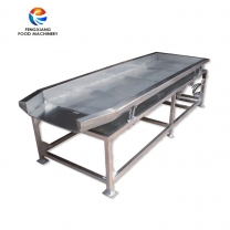 FT-1800 Vibration Vegetable Dewatering Machine, Vegetable Water Remove