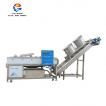 HP-220+DM-15 Fruit Tomato Apple Pear Washing and Drying Machine