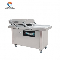 DZ-600 Fish vacuum packing machine meat vacuum packing machine