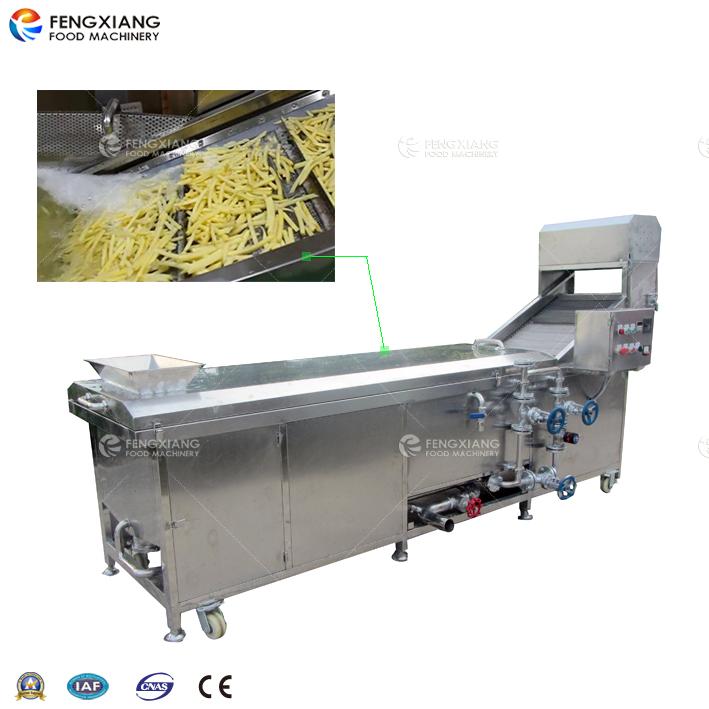Potato Chips Blanching Machine