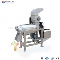 Extracts fresh fruits mango pulping juice maker screw press machine