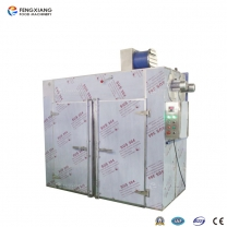 Commercial electric hot wind vegetable fruit drying machine, hot wind vegetable fruit dryer,lemon dryer