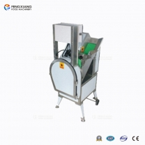FC-616 Vegetable&Fruit Oblique Cutter Meat Slanting Machine