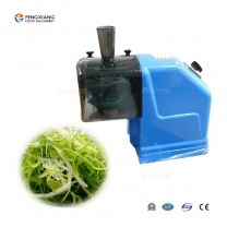 CS-50 price small spring onion shredder leek cutter