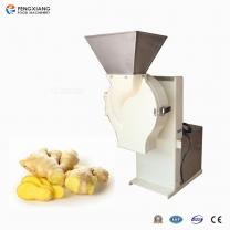 FC-315 Automatic Ginger Slicer Garlic Shallot Slicing Cutting Machine