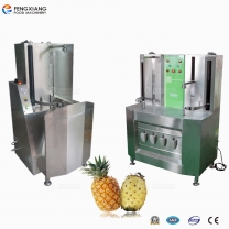 Commercial Fruit pineapple watermelon skin peeling machine