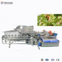 XWA-1300 Automatic Vegetable washing machine lettuce washer cabbage washing machine