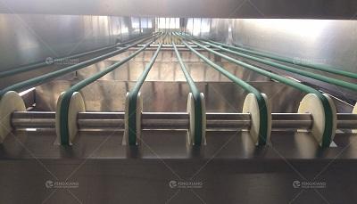 Hemp frower Sorting Machine