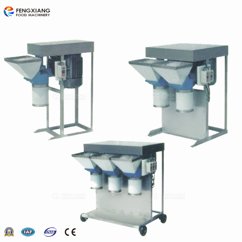 tea leave grinding machine