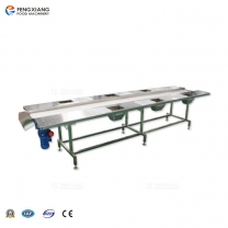 TX-1-6 SIx station selection conveyor