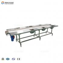 TX-1-6 SIx station selection conveyor
