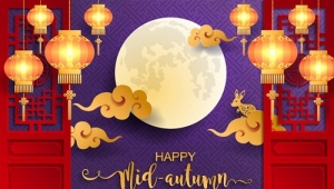 Welcome to the Mid-Autumn Festival, Fengxiang to send benefits to employees!
