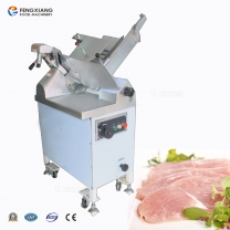 FQP-380 Electric Frozen Meat Cutter Fish Slicing Machine Sashimi Cutter