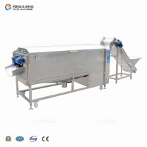 LXTP-3000 Carrot,potato,taro peeling and washing machine with brushs