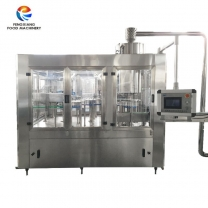 Automatic Liquid Eight-head Filling Machine