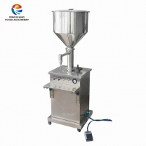 Semi-automatic Vertical Pneumatic Filling Machine
