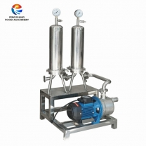 Alcohol Purification Double Tank Filter