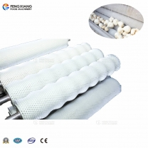 Industrial Customized Food Cleaning and Peeling Nylon Brush Roller