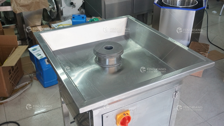Automatic Vegetable and Fruit Separating Machine