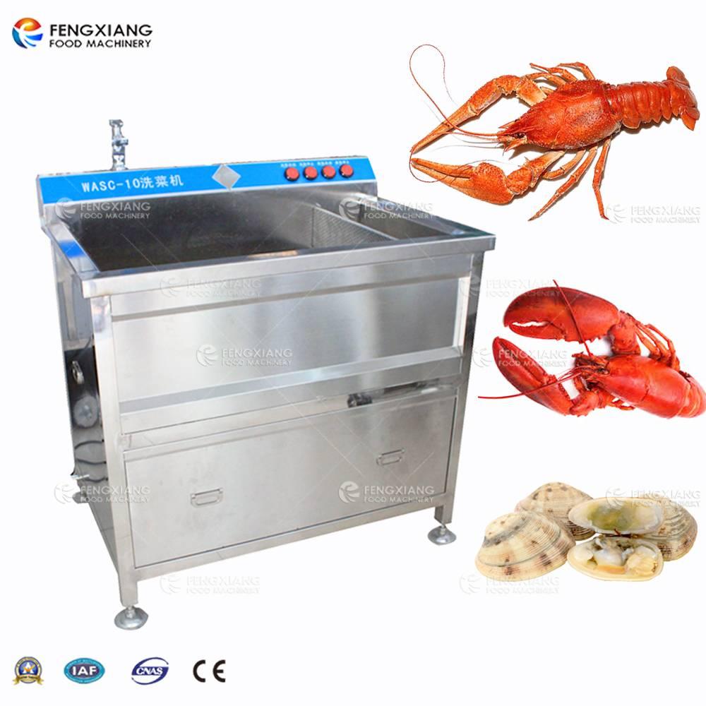 High Quality Ultrasonic Washing Machine for Seafood Aquatic Products