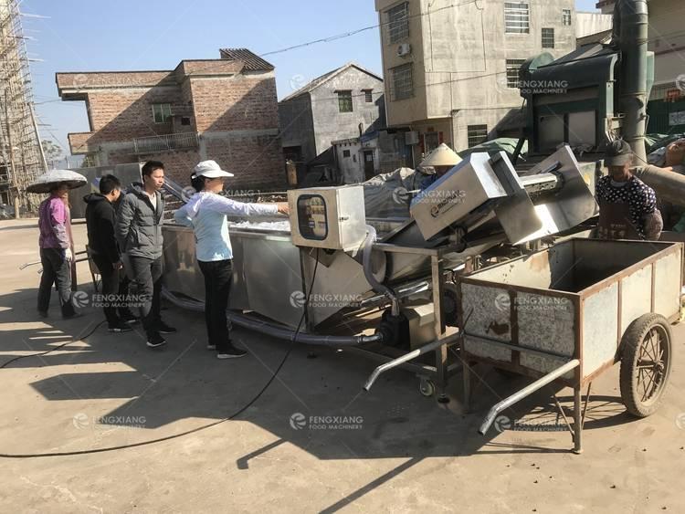 Gordon Euryale Seed washing machine