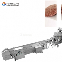 Commercial Fully Automatic Meat Hamburg Patty Forming Maker Machine