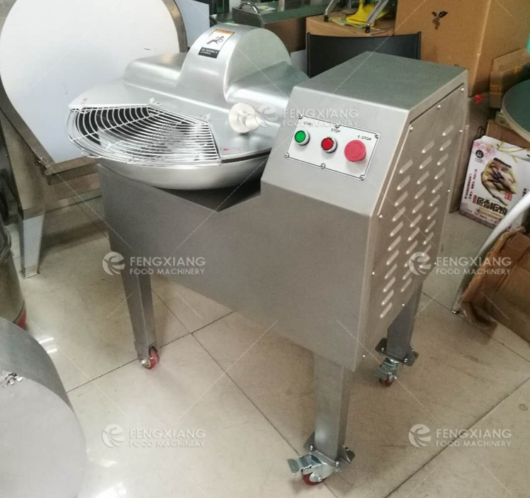 meat chopper machine
