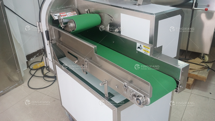 Large Multifunction Vegetable Cutting Machine