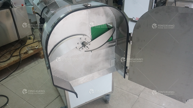 Large Multifunction Vegetable Cutting Machine