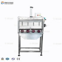 Electric Automatic Vegetable Fruit Stone Remover Coring Pitting Machine