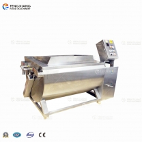 Single Slot Tilting Vegetable and Fruit Cleaning Machine