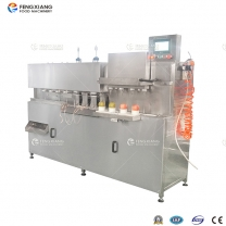FXP-108 High Speed Peeling Coringand Separating Machine for Apple Pear