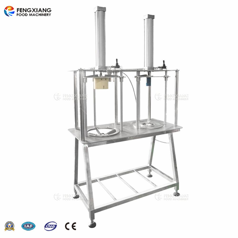 fruit coring machine