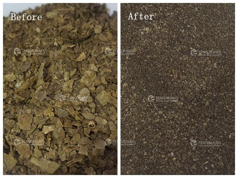 tea leave powder grinder