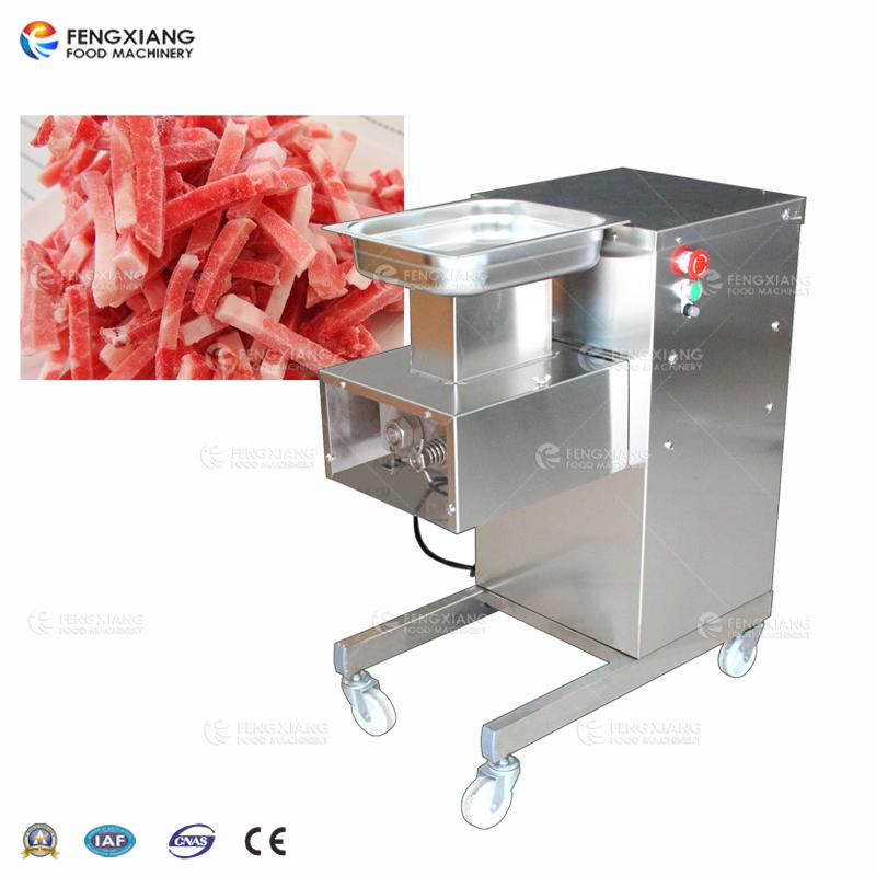 frozen meat shredder