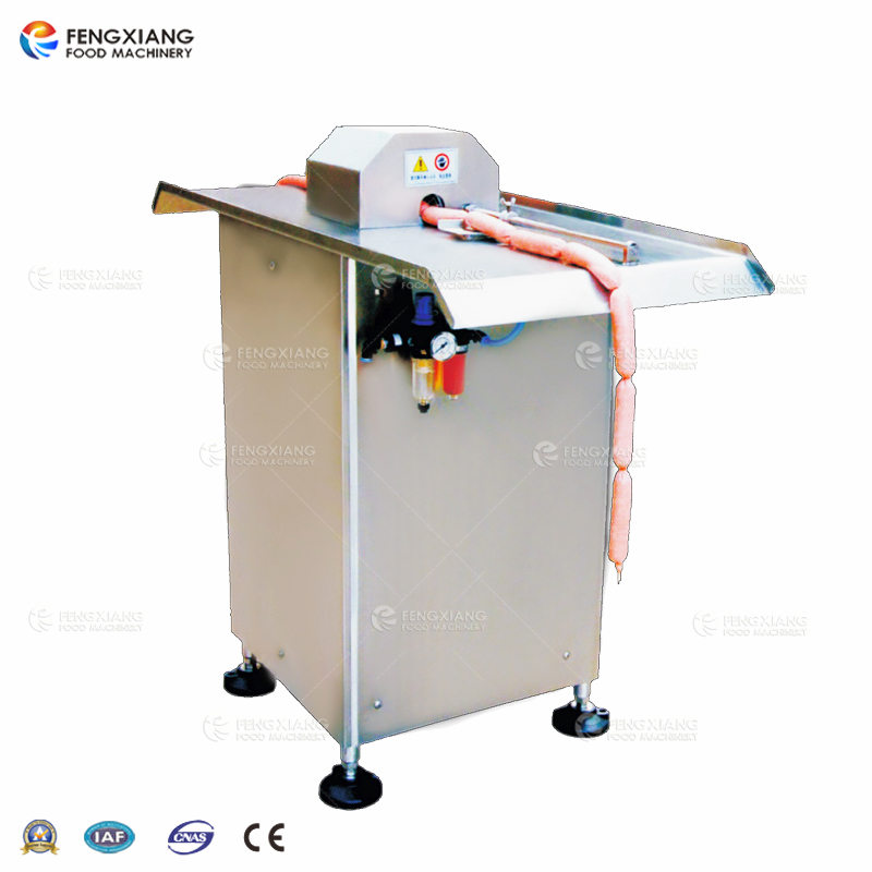 FXZG-1 Commercial Stainless Steel Pneumatic Sausage Knotting Machine