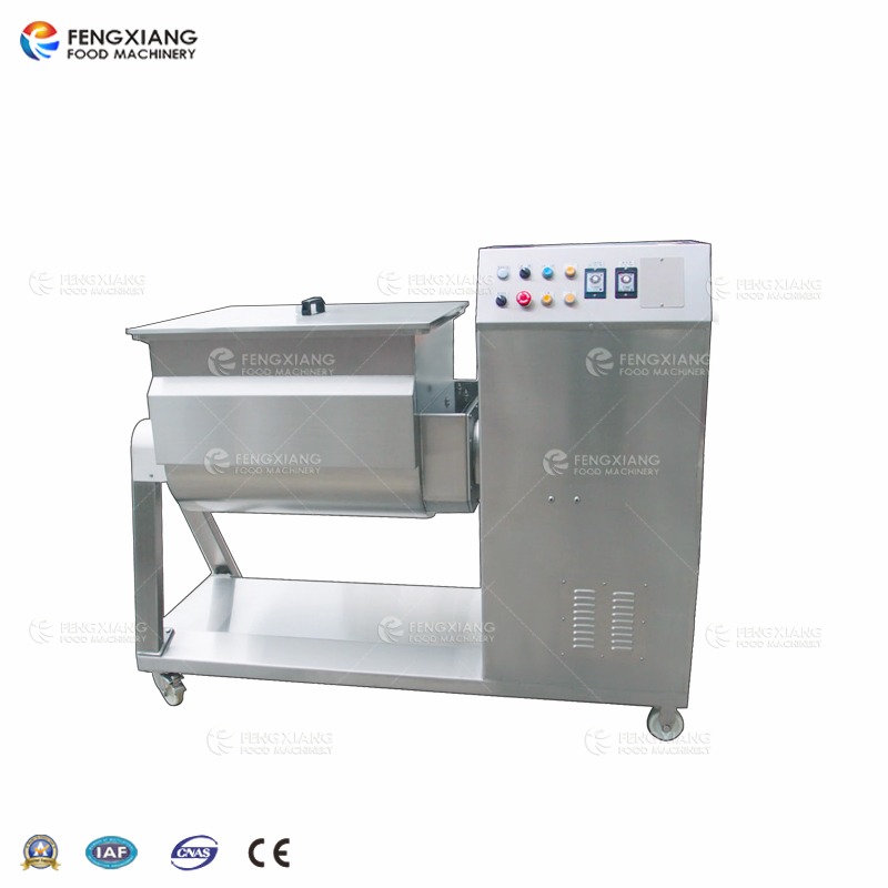 FR-250 Double-axis Meat Mixing Machine