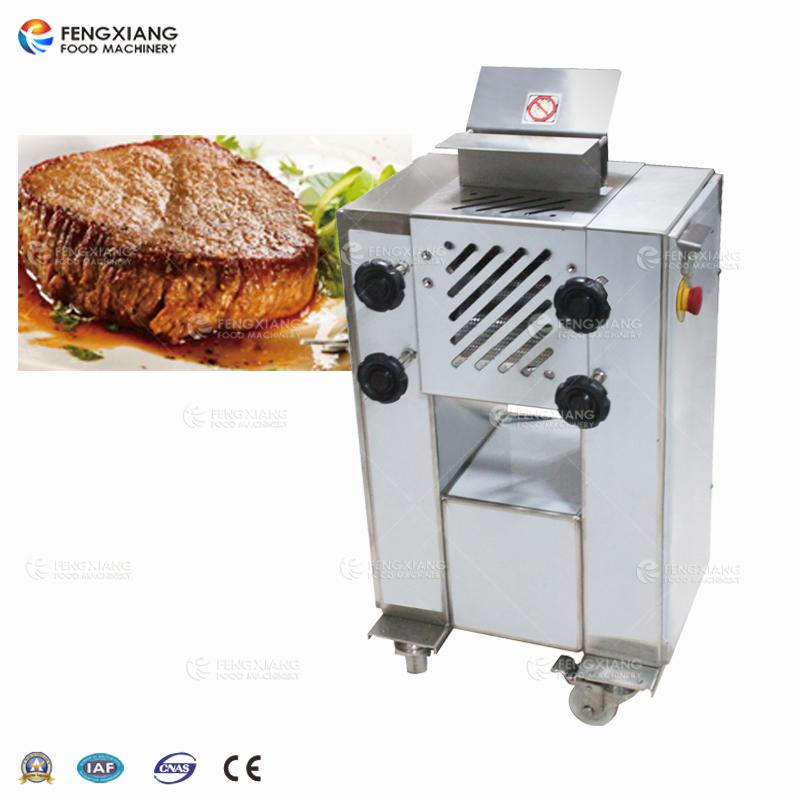 tender meat cutting machine
