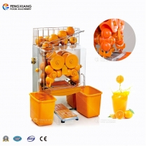 Desk-top Commercial High Efficiency Orange Juice Extractor Maker Machine