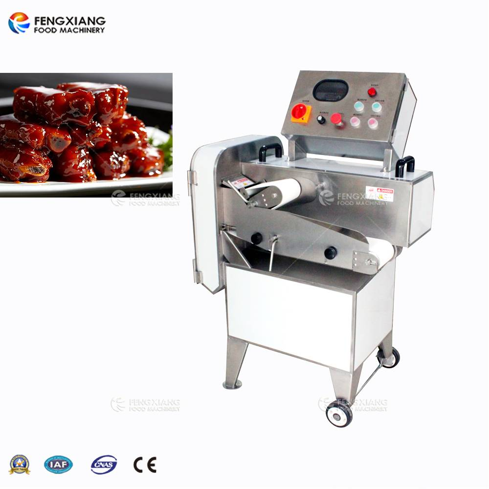 FK-310/FC-319 Bone Meat Cutting Machine Ribs Chopping Cutter