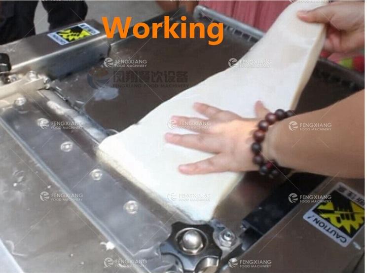 Squid FishSkin Peeling Machine