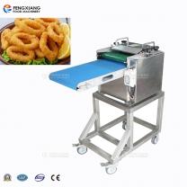 FGB-118 Mini Type Squid Ring Slicing Machine, Squid Ring Cutting Machine
