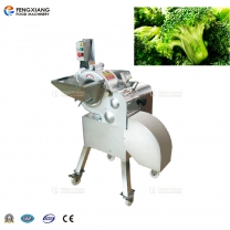 CD-800 Broccoli Chopper Cauliflower Dice Cutting Machine