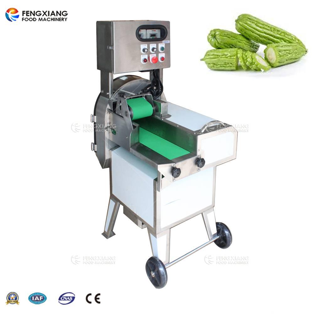 Bitter Gourd Slice Cutting Machine